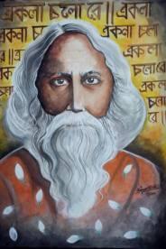 Rab - Painting by Rajeev Birdi :)